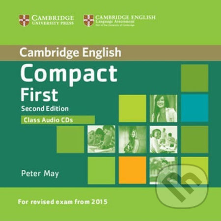 Compact First (2nd Edition) Class Audio CDs (2) - Peter May