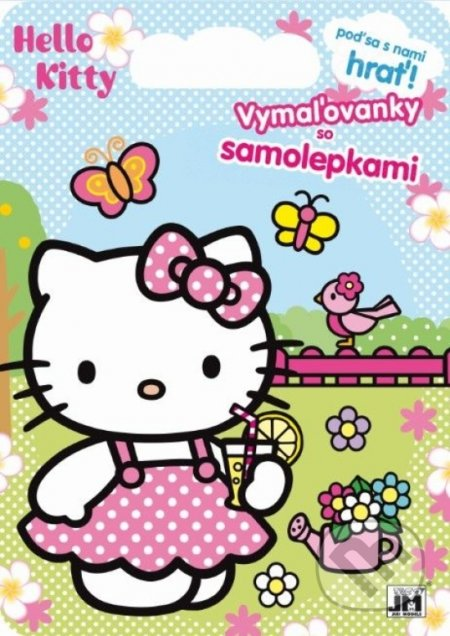 Kreatívny blok: Hello Kitty - Jiri Models SK