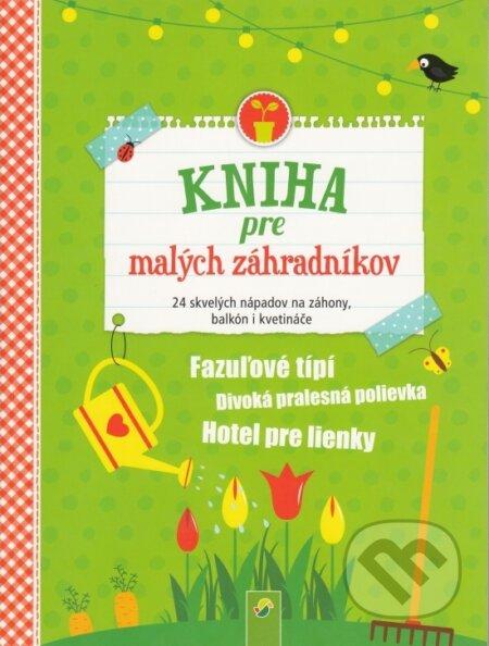 Fatimma.cz Kniha pre malých záhradkárov Image