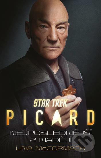 Fatimma.cz Star Trek: Picard – Nejposlednější z nadějí Image