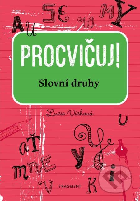 Procvičuj: Slovní druhy - Lucie Víchová