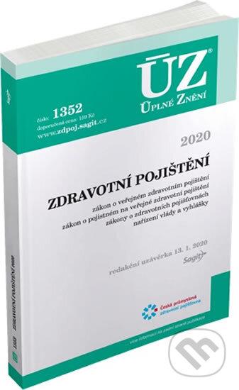 Interdrought2020.com Úplné Znění - 1352: Zdravotní pojištění 2020 Image
