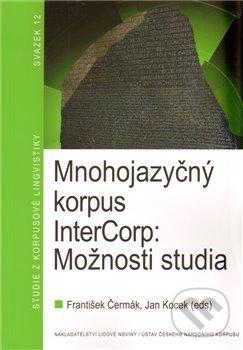Interdrought2020.com Mnohojazyčný korpus InterCorp: Možnosti studia Image