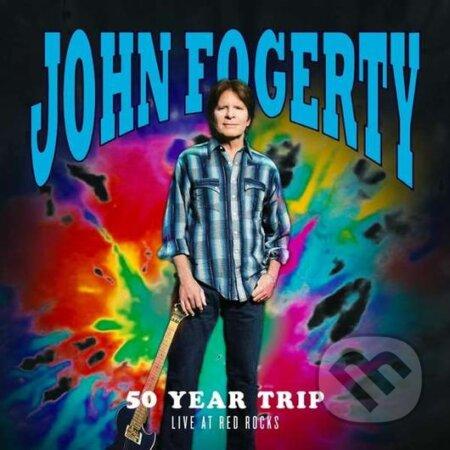 John Fogerty: 50 Year Trip - Live At Red Rocks - John Fogerty