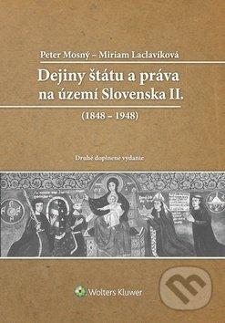 Venirsincontro.it Dejiny štátu a práva na Slovensku II Image