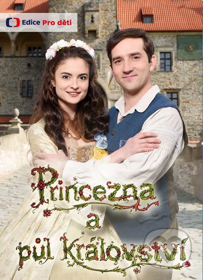Princezna a půl království DVD