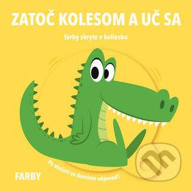 Fatimma.cz Zatoč kolesom a uč sa: Farby Image