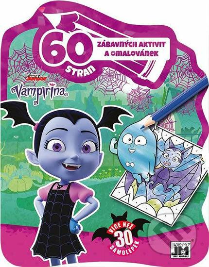 Fatimma.cz Vampirina - zábavných 60 aktivit Image