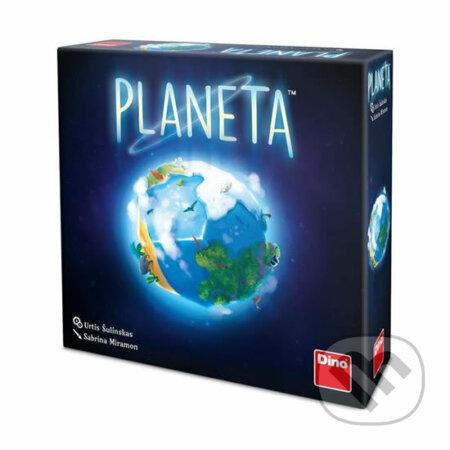 Planeta - rodinná hra - Dino
