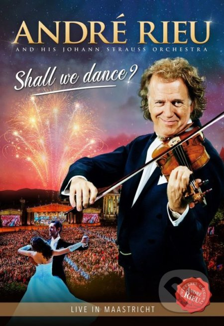 André Rieu: Shall We Dance DVD
