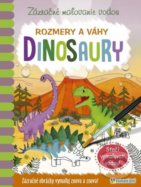 Fatimma.cz Dinosaury - Rozmery a váhy Image