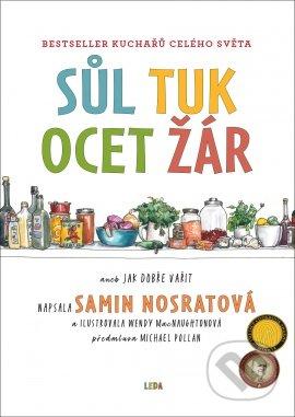 Sůl, Tuk, Ocet, Žár - Samin Nosrat