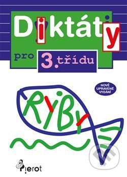 Diktáty pro 3. třídu - Petr Šulc, Jan Jiskra (ilustrátor)