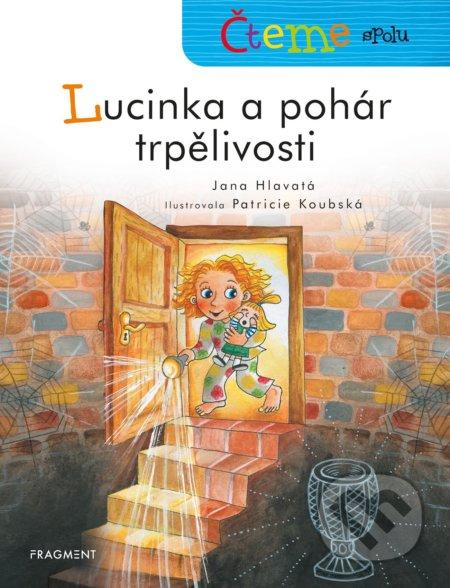 Fatimma.cz Čteme spolu: Lucinka a pohár trpělivosti Image