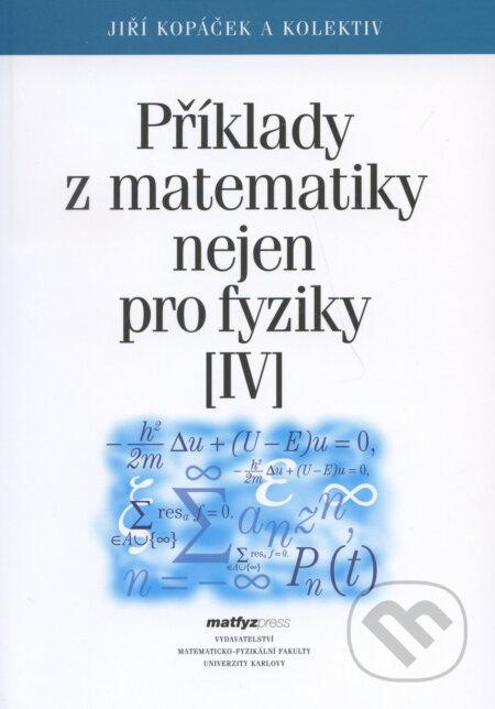 Venirsincontro.it Příklady z matematiky nejen pro fyziky IV. Image