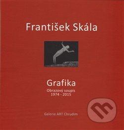 František Skála - Grafika - František Skála, Luboš Jelínek, Světlana Jelínková