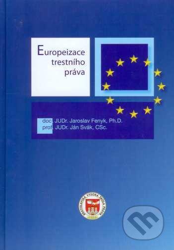 Fatimma.cz Europeizace trestního práva Image