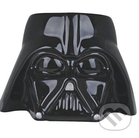 Keramický hrnček Star Wars: Darth Vader 3D - Star Wars