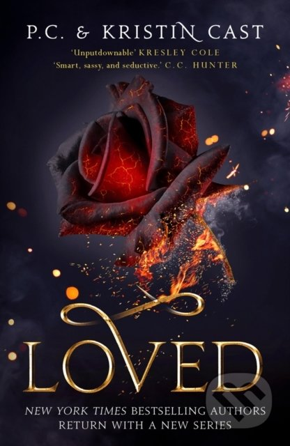 Loved - P.C. Cast, Kristin Cast
