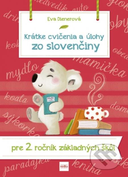 Interdrought2020.com Krátke cvičenia a úlohy zo slovenčiny pre 2. ročník základných škôl Image