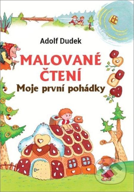 Malované čtení - Adolf Dudek