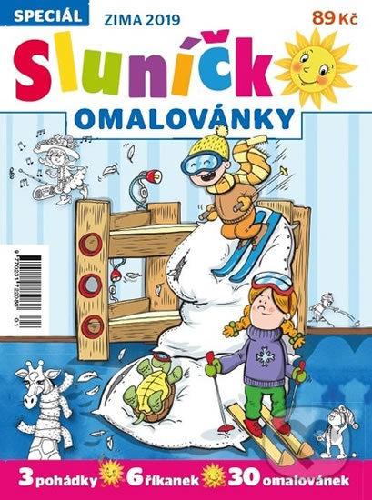 Newdawn.it Sluníčko - Omalovánky Image