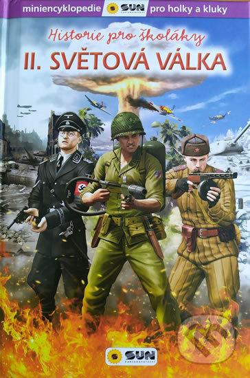 Historie pro školáky II. světová válka - SUN