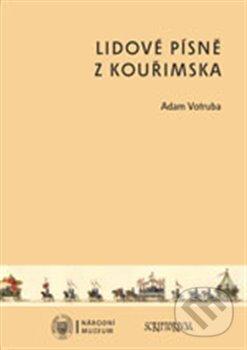 Fatimma.cz Lidové písně z Kouřimska + CD Image