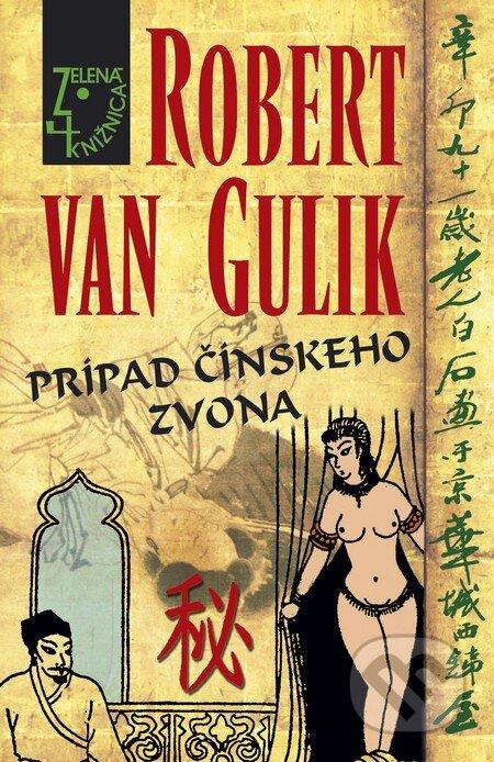 Kniha  Prípad čínskeho zvona (Robert van Gulik)  2243ad6ac28