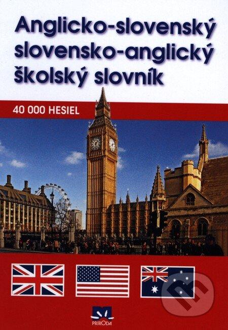 Interdrought2020.com Anglicko-slovenský a slovensko-anglický školský slovník Image