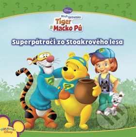 Fatimma.cz Macko Puf: Superpátrači zo Stoakrového lesa Image