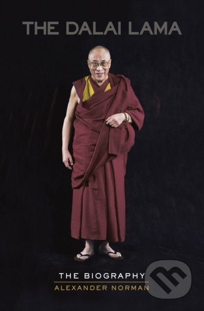 The Dalai Lama - Alexander Norman
