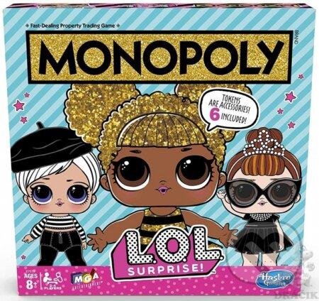 Hasbro Monopoly Lol Suprise