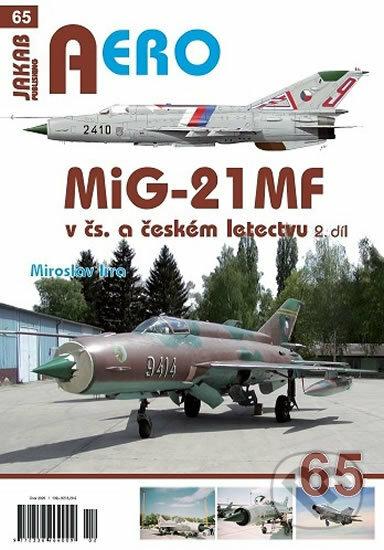 Fatimma.cz Aero: MiG-21MF v čs. a českém letectvu 2.díl Image