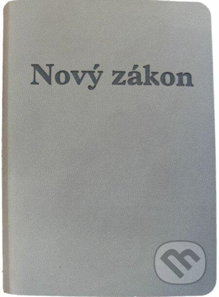 Peticenemocnicesusice.cz Nový zákon a Žalmy (sivá obálka) Image