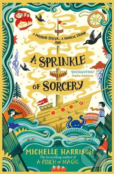 A Sprinkle of Sorcery - Michelle Harrison