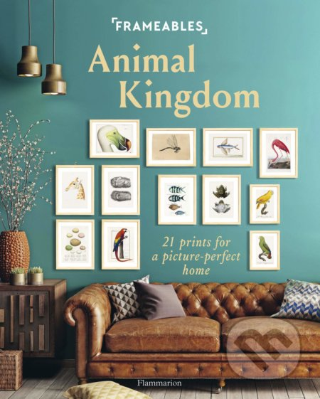 Frameables: Animal Kingdom - Cindy Lermite