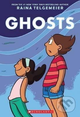 Ghosts - Raina Telgemeier