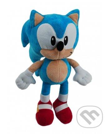 Plyšový Sonic (modrý) - Sonic the Hedgehog - HCE