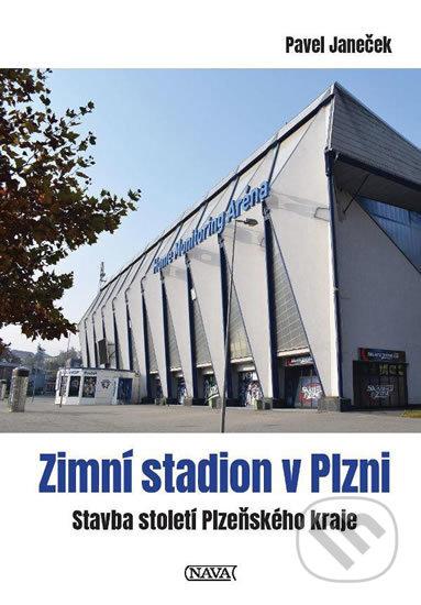 Zimní stadion v Plzni - Pavel Janeček