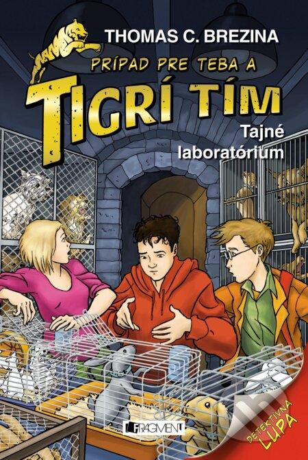 Tajné laboratórium - Thomas C. Brezina