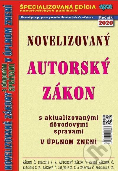 Autorský zákon - Epos