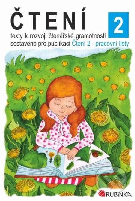 Fatimma.cz Čtení 2 - texty k rozvoji čtenářské gramotnosti Image