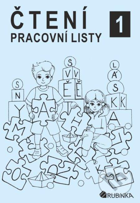 Newdawn.it Čtení 1 - pracovní listy Image