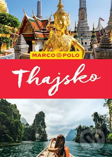 Thajsko - průvodce na spirále MD - Marco Polo