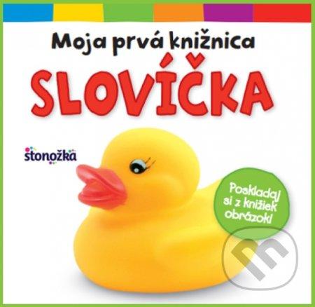 Bthestar.it Moja prvá knižnica: Slovíčka Image
