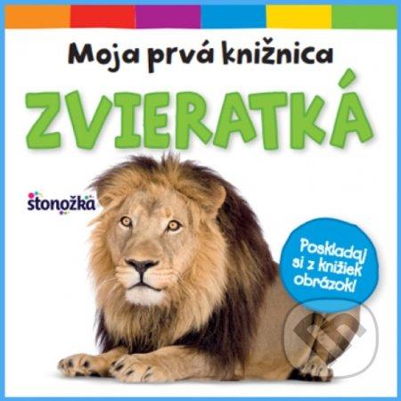 Peticenemocnicesusice.cz Moja prvá knižnica: Zvieratká Image