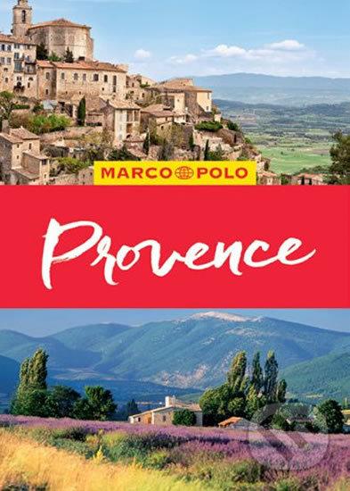 Provence - průvodce na spirále MD - Marco Polo