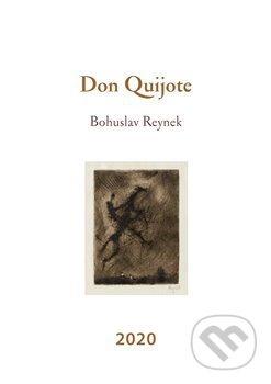 Don Quijote - Kalendář 2020 - Bohuslav Reynek