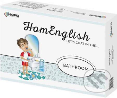 HomEnglish: Let's Chat In the bathroom -